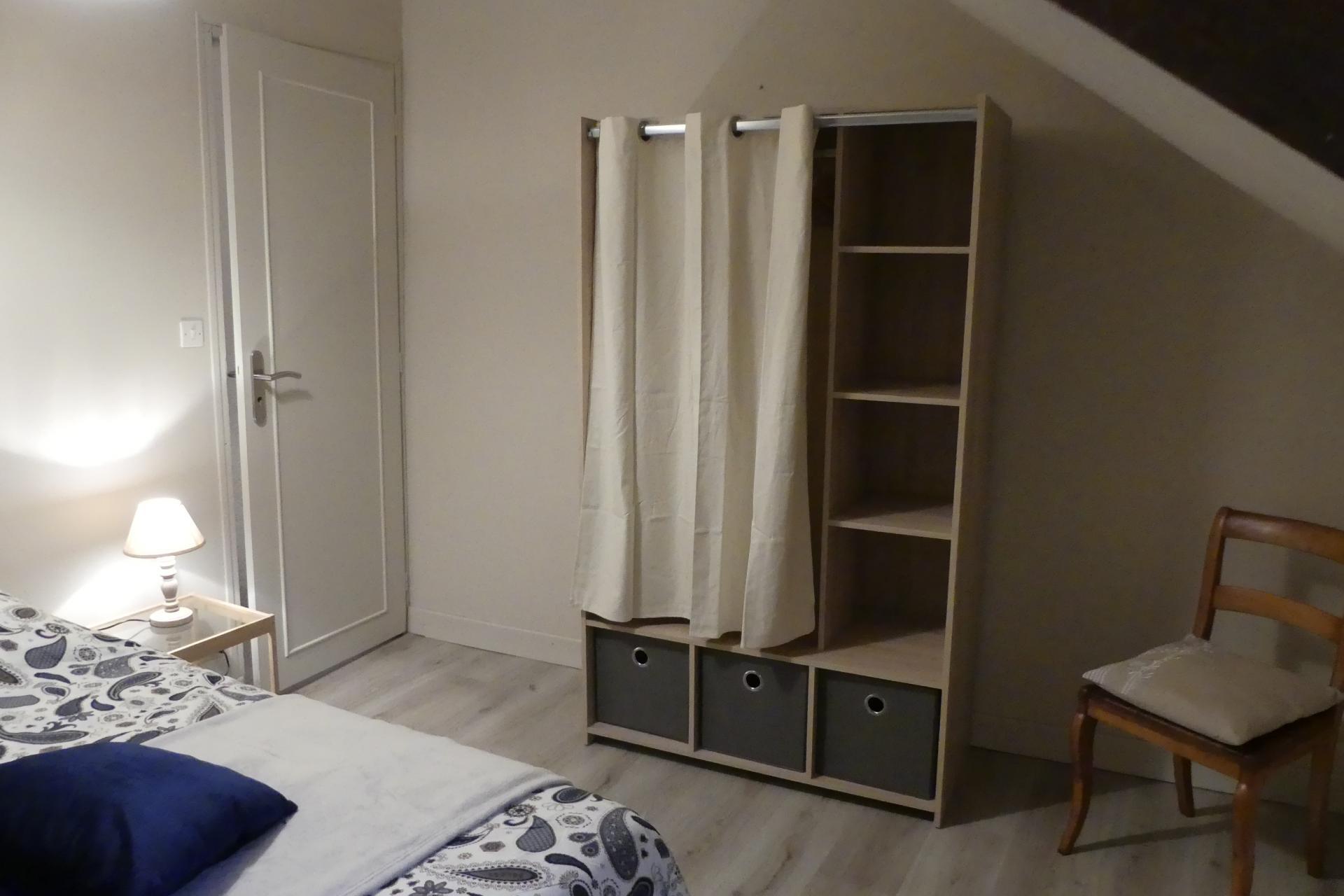 Autre vue de la petite chambre